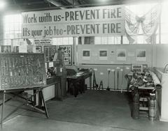 Photograph, Work With Us Prevent Fire