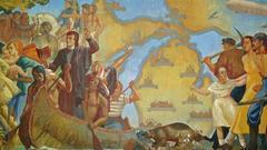 Mural, The Builders