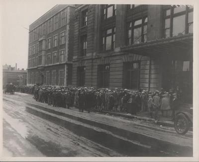 Photograph, YWCA, Evening Press Building