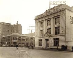Photograph, Evening Press Building, Economy Dye House