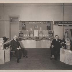 Photograph, National Gypsum Company Display
