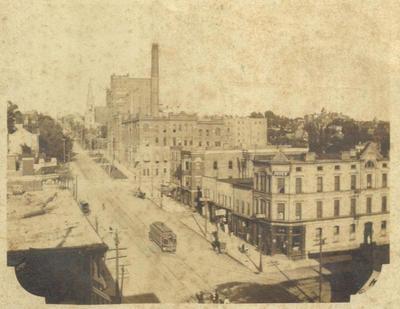 Photograph, Michigan Street Hill