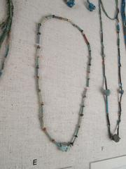 Necklace With Wadj Amulet