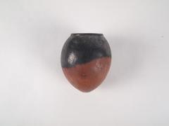 Black-top Redware Vessel, Nile Silt