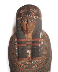 Mummy Cartonnage, Inner Coffin