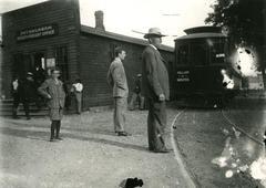 Photograph, Holland And Saugatuck Train