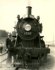 Photograph, Train Engine