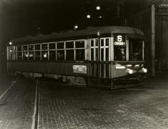 Photograph, Cherry Street Car