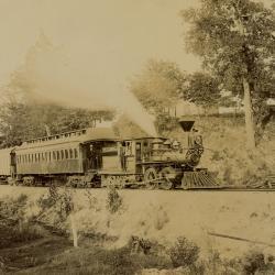 Photograph, Train