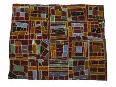 Quilt, Patchwork From Streetcars
