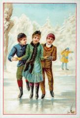 Trade Card, Zwingeberg And Brandt, Manufacturing Furriers