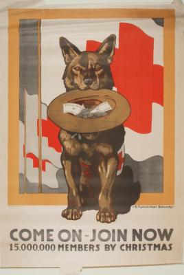 Poster, Red Cross