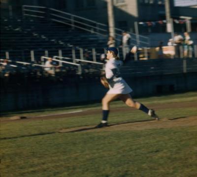 Slide, Mildred Earp, All-American Girls Professional Baseball