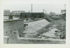 Photograph, South end of Canal, 1939