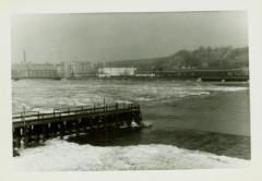 Photograph, Canal Gates, March 13, 1943