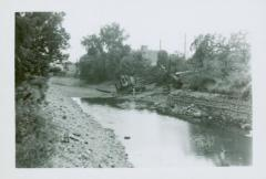 Photograph, Canal by Star Mill, August 22, 1947