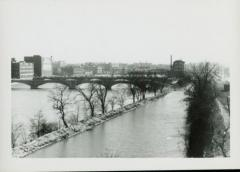 Photograph, North of Crescent Mill & Canal, 1940s