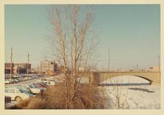 Photograph, Star Mill and Inter-Urban Bridge, February 14, 1968