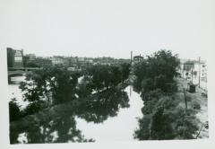 Photograph, North of Crescent Mill, 1947