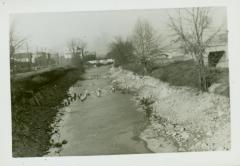 Photograph, Canal between Crescent and Star Mill, 1939
