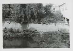 Photograph, Canal at Rope Drive, August 25, 1947