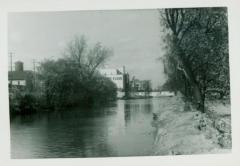 Photograph, Canal, October 14, 1943
