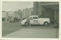 Photograph, Crescent Mill - Advertisement, 1940