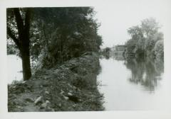 Photograph, Canal from Star Mill, August 25, 1947