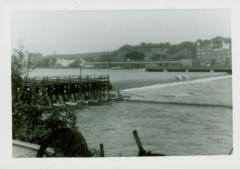 Photograph, Canal Gates, September 14, 1943