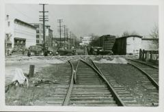 Photograph, Star Mill from Front Ave. Loading Dock, March 1948