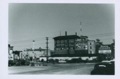 Photograph, Crescent Mill from Southwest, 1960