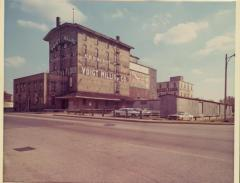 Photograph, Crescent Mill from Northwest, November 1969