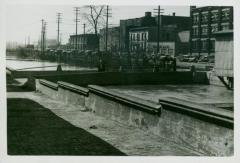 Photograph, Crescent Mill - Flood, late 1940s