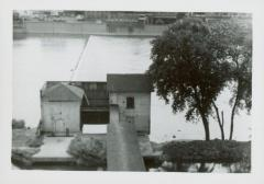 Photograph, Star Mill Rope Drive House, September 25, 1947