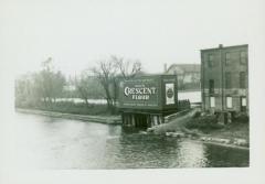 Photograph, Star Mill Wheel House, October 21, 1941