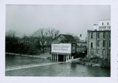 Photograph, Star Mill Wheel House, October 10, 1954