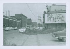 Photograph, Star Mill Railroad Tracks, September 22, 1956