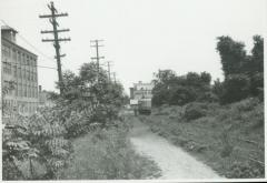 Photograph, Tearing up the Star Mill Tracks, June 12, 1958