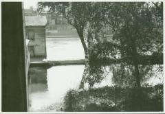 Photograph, Star Mill Wheel House & Canal, May 21, 1958