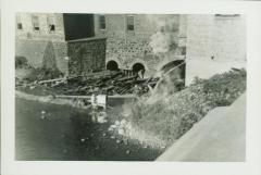 Photograph, Crescent Mill - Construction, 1939