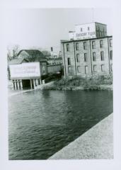 Photograph, Star Mill Wheel House , October 10, 1954