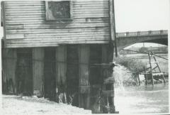Photograph, Star Mill flume, May 21,1958