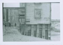 Photograph, Star Mill Wheel Flume, September 22, 1956