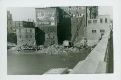 Photograph, Crescent Mill - Construction , 1939
