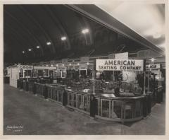 Photograph, American Seating Company, Furniture Showroom
