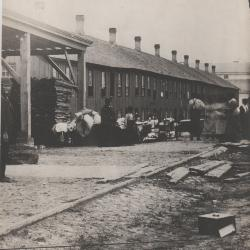 Photograph, Comstock Row