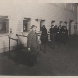 Photograph, Union Station on Ionia, Grand Rapids Michigan