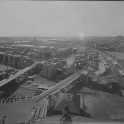 Photograph, Buckley and Douglas Lumber Company, Manistee, Michigan