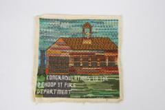 Needlepoint Depictions Of Historic Grand Rapids Landmarks (147)