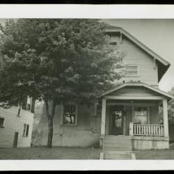 Photograph, Jansma Home